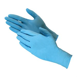 Extra Long Nitrile Gloves
