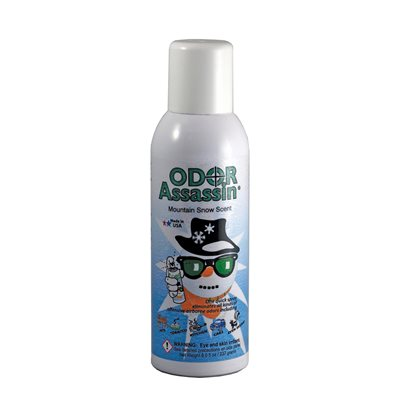 Odor Assassin® Odor Control, Mountain Snow