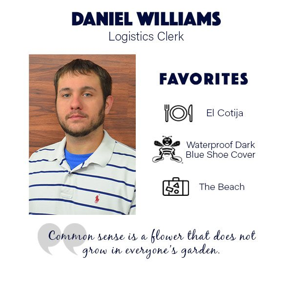 Daniel Williams