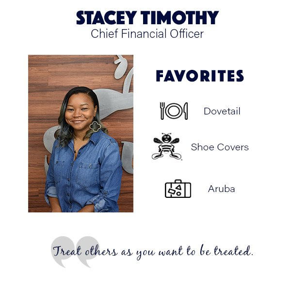 Stacey Timothy